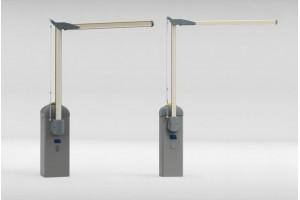Механизм для складывания стрелы шлагбаума
