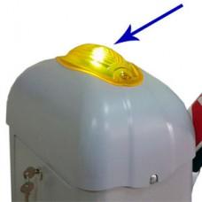 Светодиодная сигнальная лампа CLED24 для шлагбаумов