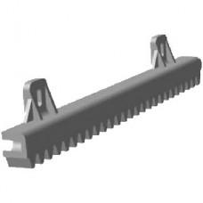 Зубчатая рейка нейлоновая ROLLGRAND. L=33 см.