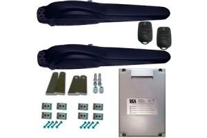 Комплект приводов для распашных ворот KIT MAC/24 BLACK+2GTI2N