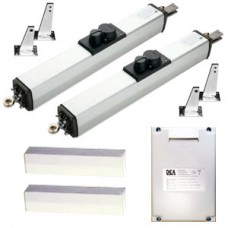 Комплект гидравлических приводов для распашных ворот  KIT OLI 603LN
