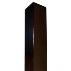 Столб для ограждения 70х70х2 мм. Высота 2,2 метра.