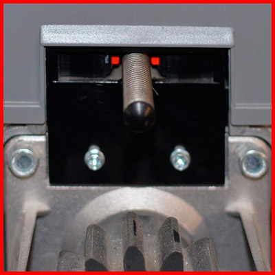 Электропривод для откатных ворот LIVI 6/24NET/F